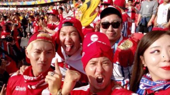 Yoo Jae Suk Haha Brazil 5