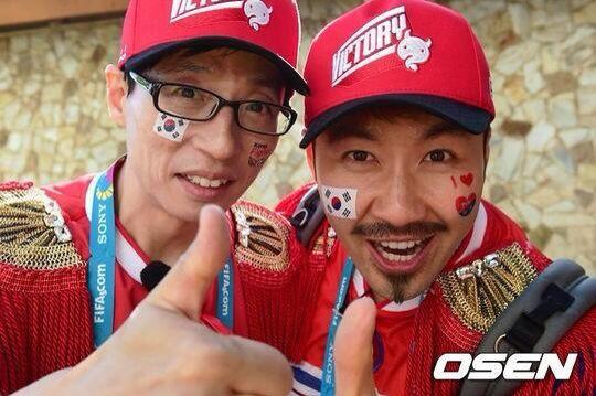 Yoo Jae Suk Haha Brazil 8