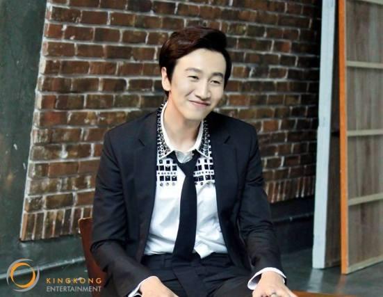 BTS Grazia Lee Kwang Soo 1