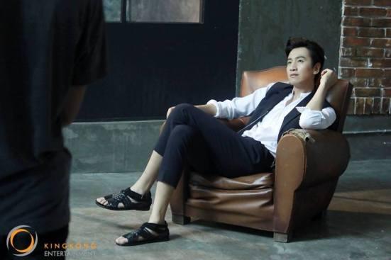 BTS Grazia Lee Kwang Soo 2