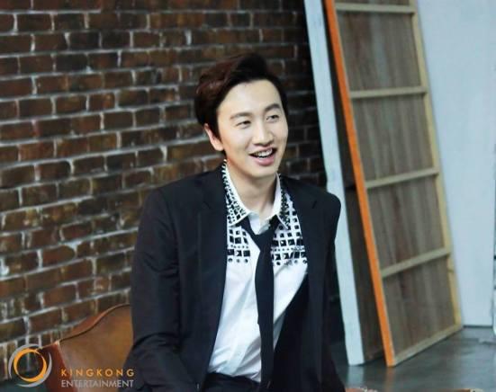 BTS Grazia Lee Kwang Soo 3