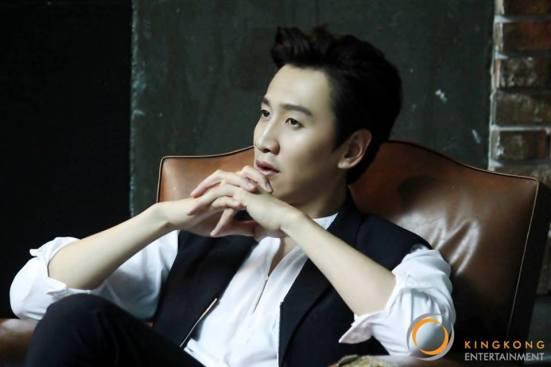 BTS Grazia Lee Kwang Soo 4