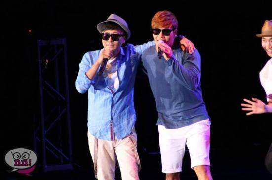 Haha Kim Jong Kook Bro Concert 1