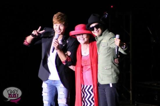 Haha Kim Jong Kook Bro Concert 2