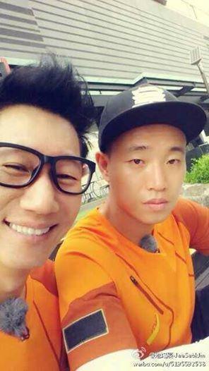 Ji Suk Jin Weibo HI Everyone
