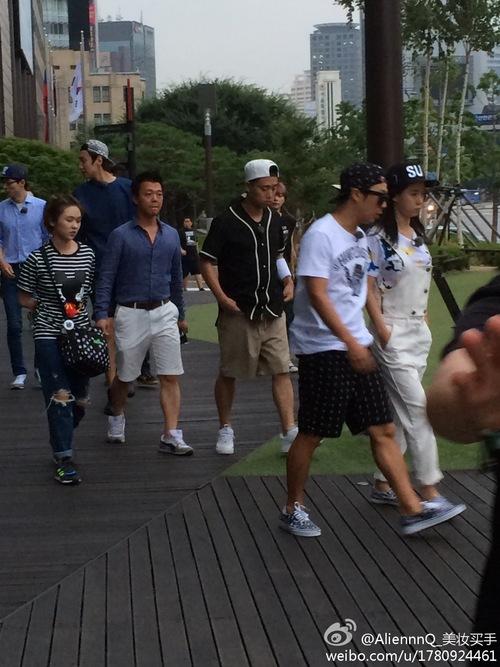 Joo Won and Hong Suk Chun Ep 206 2