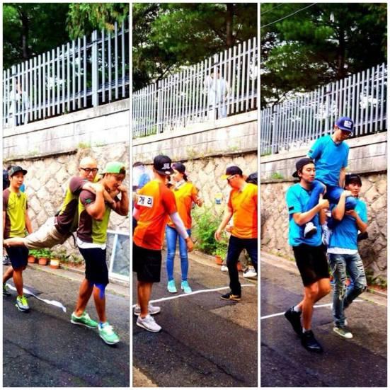 Joo Won and Hong Suk Chun Ep 206