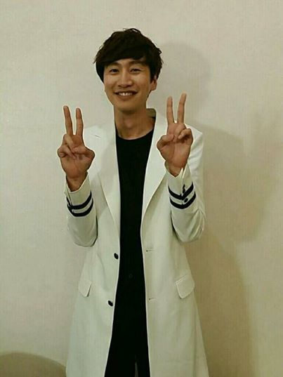 Lee kwang Soo give us lots of love