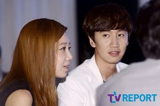 lee kwang soo its okay thats love press conf 8