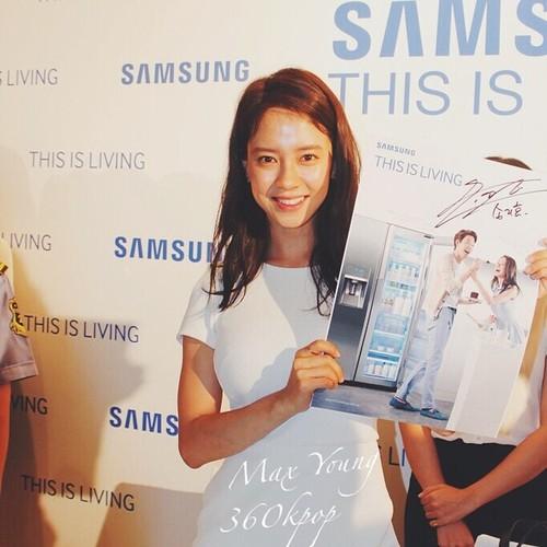 JI Hyo Samsung 3