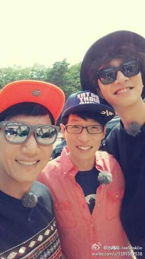 Ji Suk Jin Weibo Have a nice day