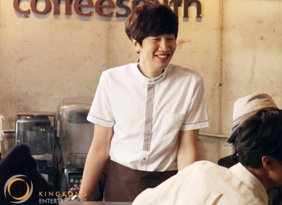 Lee Kwang Soo BTS IOTL 1