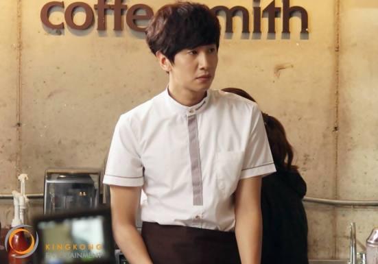 Lee Kwang Soo BTS IOTL 2