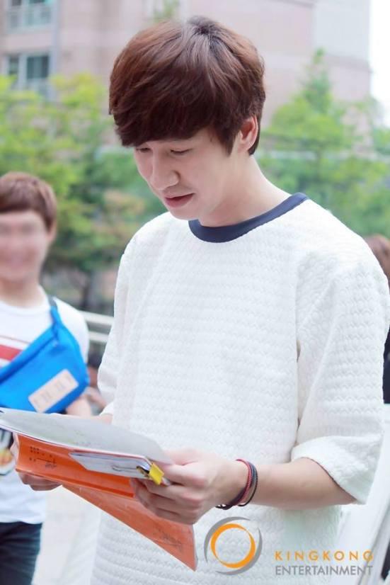 Lee Kwang Soo BTS IOTL 4