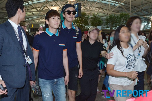 Running Man Taiwan Airport 4