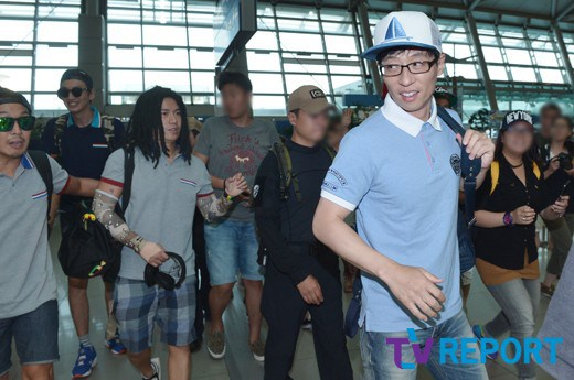 Running Man Taiwan Airport 5