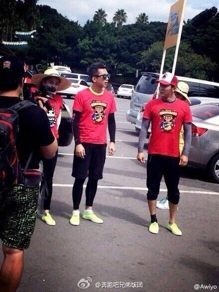 Running Man Headlines: Running Man China & 2nd Fan Meet Tour   Lore