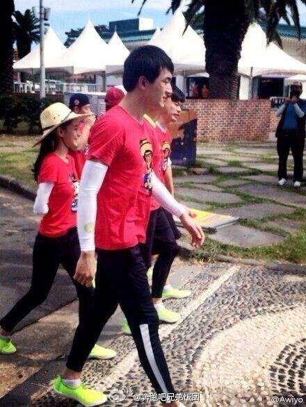 Chinese Running Man Cast 3
