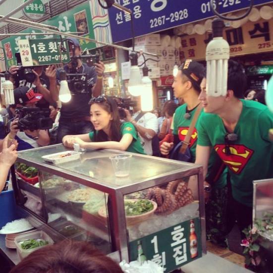 Chinese Running Man Cast 6