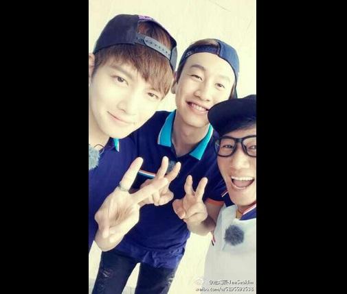 Ji Suk Jin Weibo