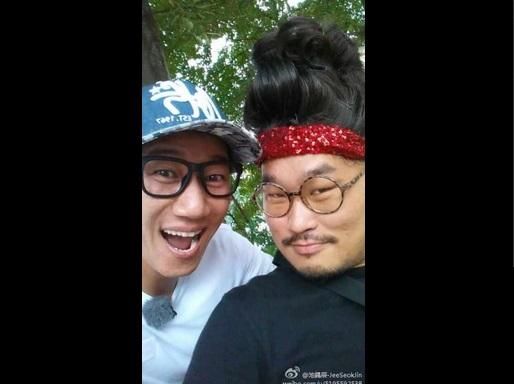 Ji Suk Jin Weibo2