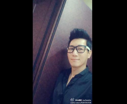 Ji Suk Jin Weibo3