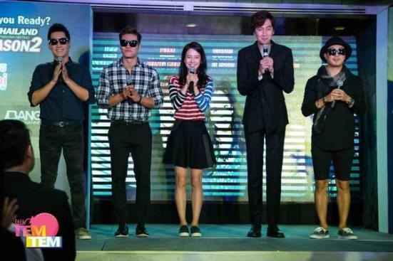Running Man Race Start Thailand 17