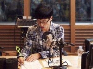 Yoo Jae Suk Radio Show